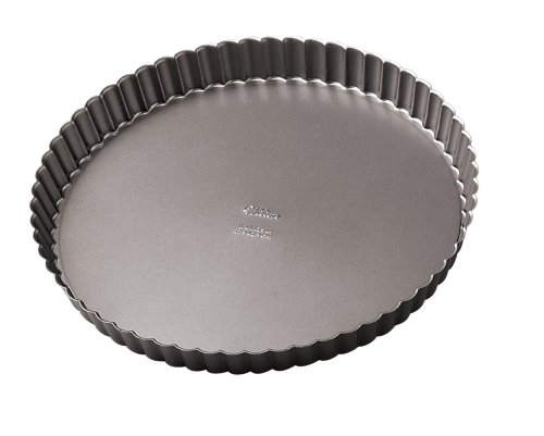 fluted quiche pan - 6