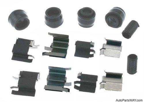 Carlson Quality Brake Parts 13356Q Disc Brake Hardware Kit