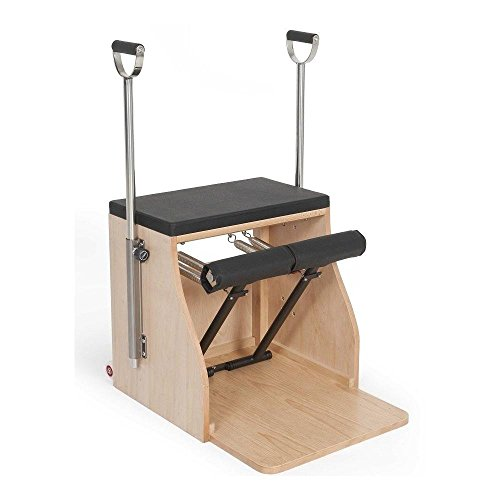 (Elina Sports Pilates Wood Combo Chair)