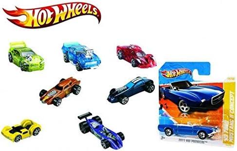 Hot Wheels - Lote de 6 coches en miniatura (1:64): Amazon.es: Juguetes y juegos