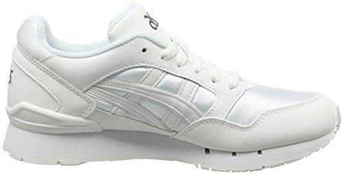 atlanis De Zapatillas Unisex white Adulto white Blanco Entrenamiento Gel Asics 5tqxwZUU