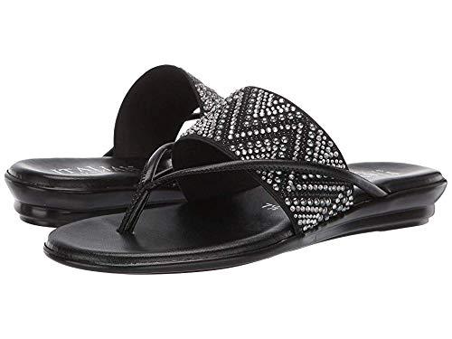 (ITALIAN Shoemakers Women's Lalita Black 7.5 M US)