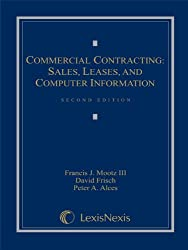 Commercial Contracting: Sales, Leases, and Computer Information