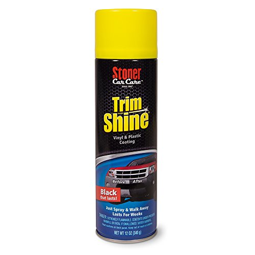 Stoner Car Care 91034 Trim Shine Protectant - 12-Ounce