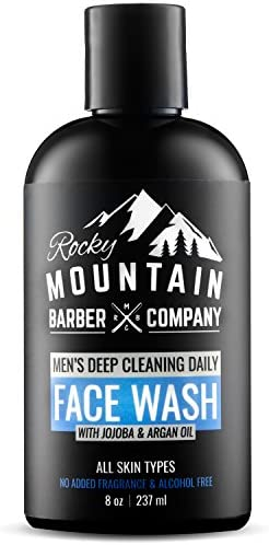 Rocky Skin Cleanser Gentle Face Wash - Made in Canada