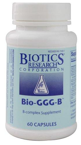 Biotics Research Bio Ggg B    60 Capsules