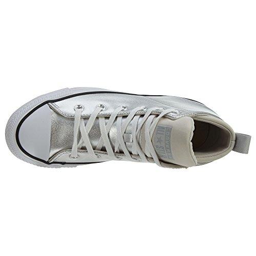 Converse Dames Chuck Taylor All Star Sloane Midi Sneaker Muis / Zwart / Wit