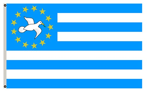Cheap Fyon Southern Cameroons Flag Banner 6x10ft