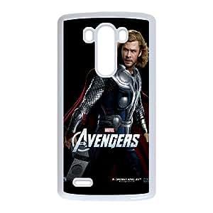 LG G3 Cell Phone Case White_The Avengers Thor FY1462329