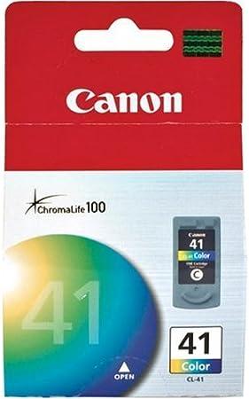 Canon CL-41 Color Color Tank - Cartucho de Tinta Color: Amazon.es: Oficina y papelería