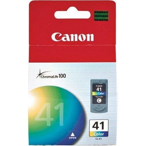 Canon 0617b002 Cl 41 Color (3 X Canon CL-41 Color FINE Ink Cartridge)