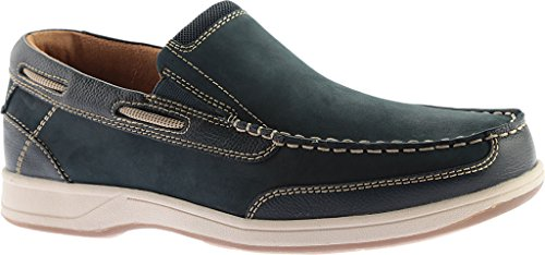 Florsheim Men's Marina Slip Moc Toe Shoe