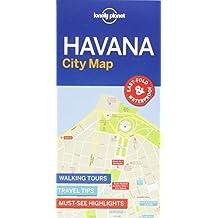Lonely Planet Havana City Map 1st Ed.