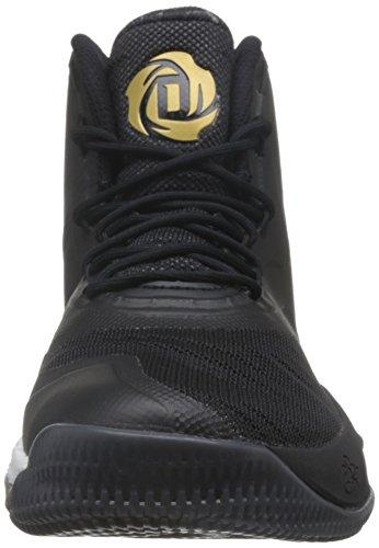 adidas D Rose 8, Scarpe da Fitness Uomo Vari Colori (Negbas/Dormet/Ftwbla)