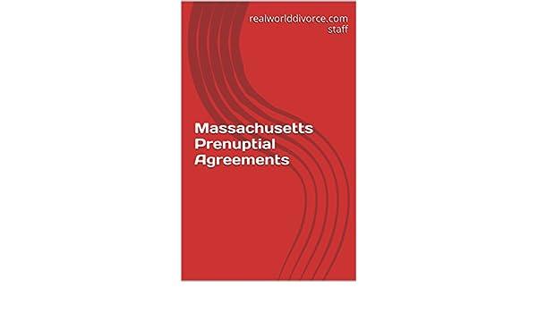 Massachusetts Prenuptial Agreement Gallery Agreement Letter Format
