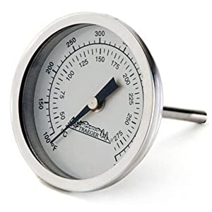 Traeger Pellet Grills BAC211 Replacement Dome Thermometer made by  famous Traeger