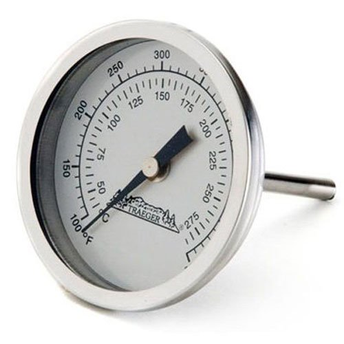Traeger Pellet Grills BAC211 Replacement Dome Thermometer