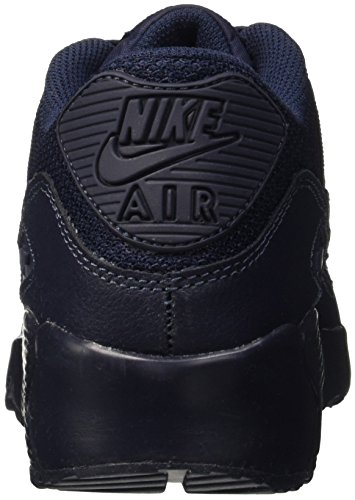 clearance wiki 2014 newest sale online NIKE Boy's Air Max 90 Mesh Sneaker Obsidian 401 outlet store cheap online deals esoAfTjSr