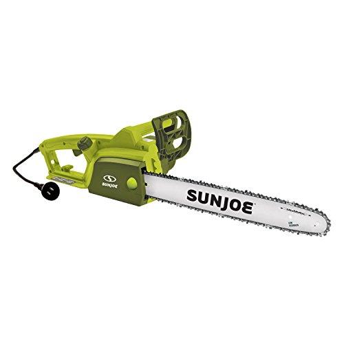 Sun Joe SWJ701E Electric Chain Saw | 18 inch | 14.0 Amp