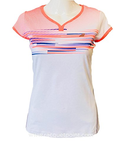 Babolat Hat (BABOLAT | Women`s Performance Cap Sleeve Tennis Top | 2WS17031-S17)