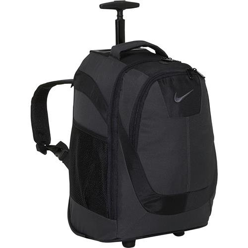 Nike Accessories Rolling Laptop Backpack (Anthracite)