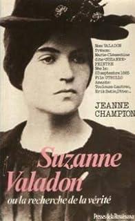 Suzanne Valadon ou la recherche de la vérité, Champion, Jeanne
