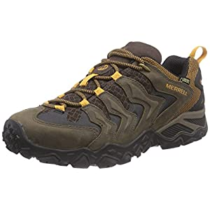 Merrell Chameleon Shift Ventilator Gore-Tex - Zapatos de senderismo de cuero para hombre 3