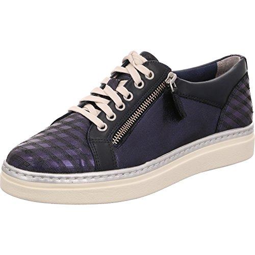Tamaris Dames 23713 Sneaker Blauw