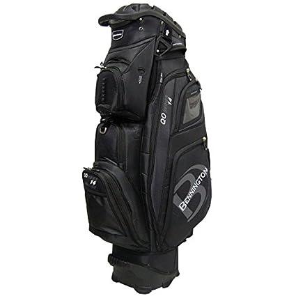 36669159b2 Image Unavailable. Image not available for. Color  Bennington QO-14 Quiet  Organizer Golf Cart Bag ...
