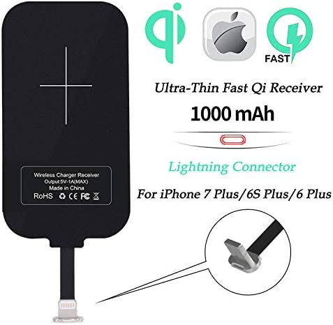 Wireless Charging Receiver Qi Standard product image