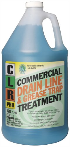 CLR Commercial Drain Grease Treatment product image