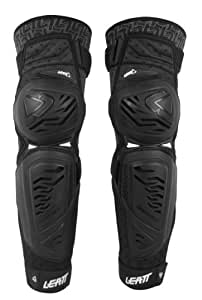 Leatt EXT Knee and Shin Guard (Black, Small/Medium)