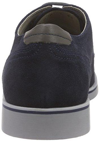 Danio C Derby Geox Zapatos Hombre Azul U Navy 1PxqaE5q4w