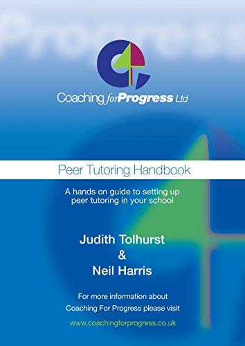 Peer Tutoring Handbook