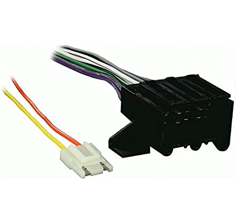 amazon.com: metra 12-pin wire harness for vehicles / 70-1677-1 /: car  electronics  amazon.com
