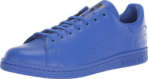 adidas by RAF Simons Unisex RAF Simons Stan Smith Power Blue/Mystery Ink/Footwear White 10.5 M UK