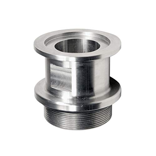 for use with Pump Models 1374 and 1397 1-3//4-20 Thread NW 40 Welch Vacuum 1393H ISO Adapter