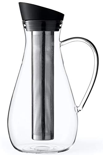 water and tea infuser pitcher - 9