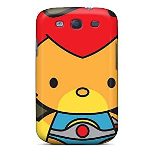 High Quality Shock Absorbing Case For Galaxy S3-thundercat
