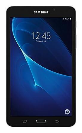 Amazon Com Samsung Galaxy Tab A 7 8 Gb Wifi Tablet Black Sm T280nzkaxar Industrial Scientific