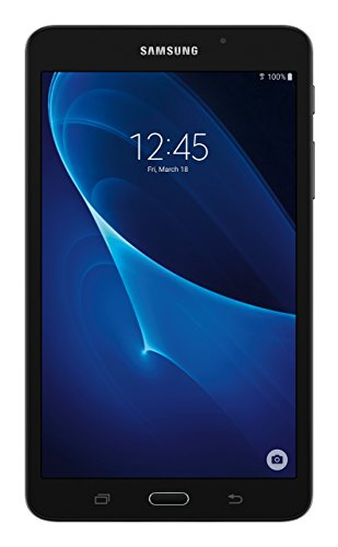 Samsung Galaxy Tab A 7″; 8 GB Wifi Tablet (Black) SM-T280NZKAXAR