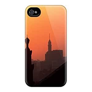 Tpu EYrnu17154aKHhO Case Cover Protector For Iphone 4/4s - Attractive Case