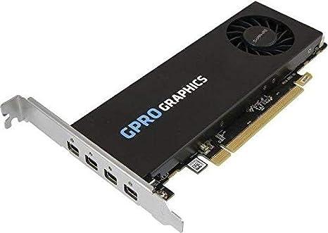 Sapphire GPRO 4300 - Tarjeta gráfica (4 GB, GDDR5, PCI-E ...