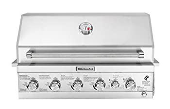 KitchenAid Stainless Steel 6 Burner Gas Grill