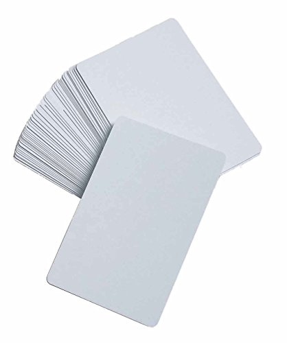 Blank Playing Cards, Glossy - DIY Game Cards, Memory Game, Flash Cards by Learning Advantage for $<!--$2.99-->
