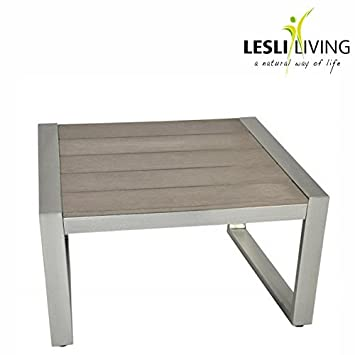 Table lounge Bassano 49 x 49 x 38 cm Table de jardin ...