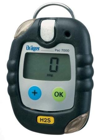 Draeger 8318979 Pac detector de 7000, Amoniaco NH3 en 1 PPM Res: Amazon.es: Amazon.es