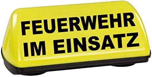 Paco Deutschland E K Kfz Dachaufsetzer Speed Gelb Elektronik