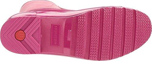 Rubber Weath Pink Cold Calf Ion Closed Mid Toe Insulated Hunter Womens Original Dark wqxFF7