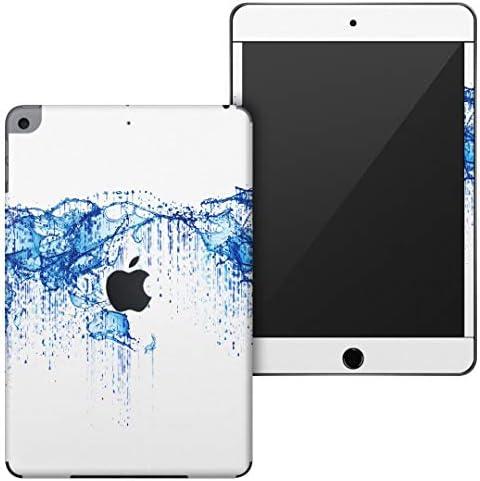 igsticker iPad mini 4 (2015) 5 (2019) 専用 全面スキンシール apple アップル アイパッド 第4世代 第5世代 A1538 A1550 A2124 A2126 A2133 シール フル ステッカー 保護シール 015979 世界地図 水滴